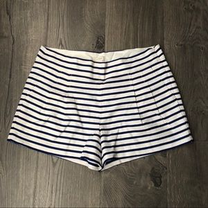JCrew striped shorts 6